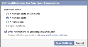 How to Delete all Facebook Email Notification Easily.